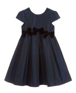 LILI GAUFRETTE GIRLS DRESS