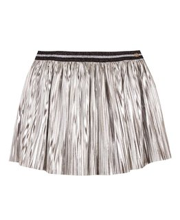 LILI GAUFRETTE GIRLS SKIRT