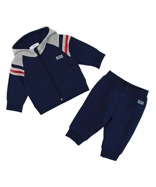 BOSS BOSS BABY BOYS JOGGING SUIT