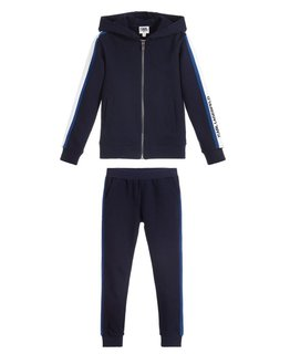 KARL LAGERFELD KIDS BOYS JOGGING SUIT