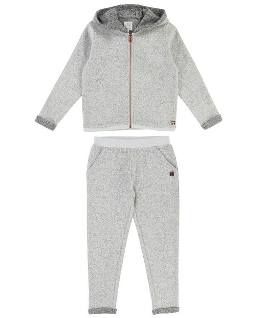CARREMENT BEAU CARREMENT BEAU GIRLS JOGGING SUIT