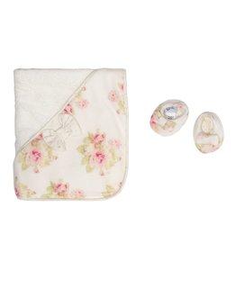 MONNALISA BABY GIRLS TOWEL SET