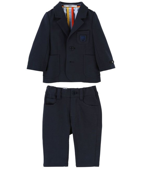 BOSS BOSS BABY BOYS SUIT