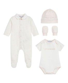 EMPORIO ARMANI BABY GIRLS GIFT SET