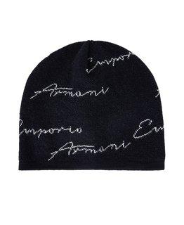 EMPORIO ARMANI BOYS HAT