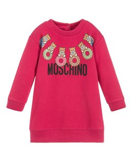 MOSCHINO BABY GIRLS DRESS