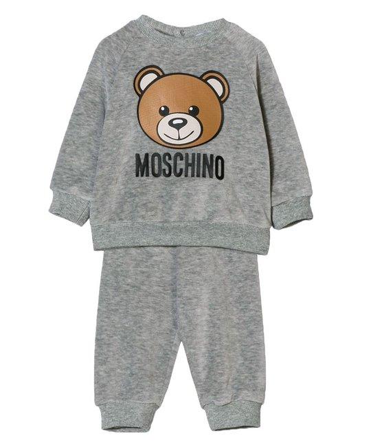 MOSCHINO MOSCHINO BABY UNISEX JOGGING SUIT