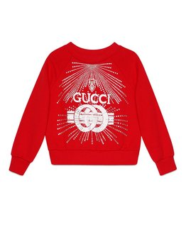 GUCCI GIRLS SWEATSHIRT