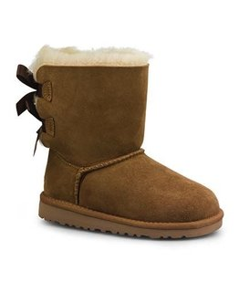 UGG AUSTRALIA KIDS BAILEY BOW