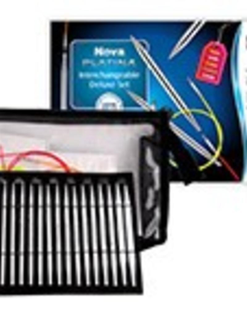 Knitter's Pride Platina Interchangeable Chunky Set