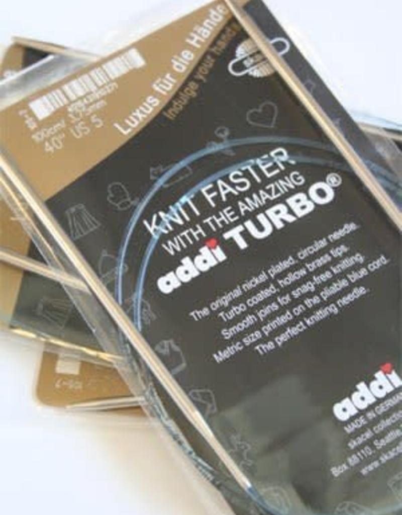 """Skacel Addi Circular Turbo 10.75 0-16"""""""