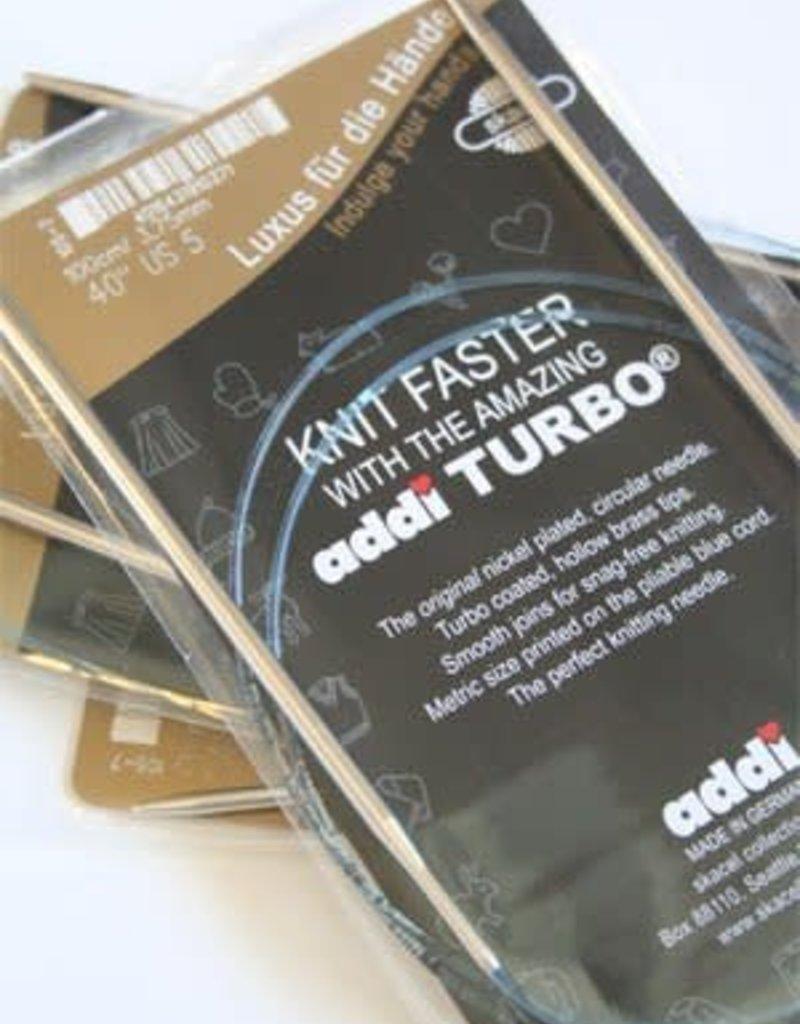 """Skacel Addi Circular Turbo 11 0-16"""""""