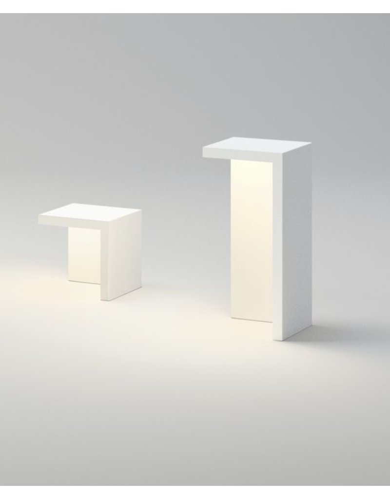 Vibia Empty LED Outdoor Bollard