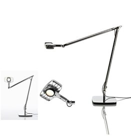 LucePlan Otto Watt Aluminium Table lamp