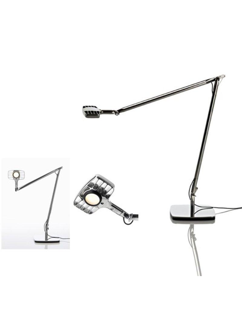 LucePlan Otto Watt Aluminium Table lamp
