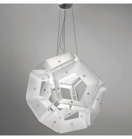 Vistosi Aurea SP 11 glass pendant - CLEARANCE 850$