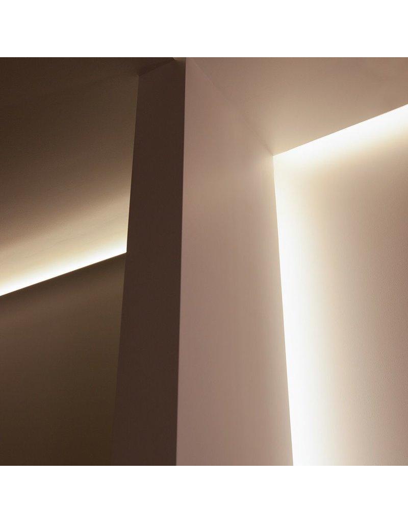 Dark Tools Nidus Linear Plaster-in Corner Moulding