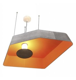 DesignHeure Grand Nenuphar LED Acoustic Pendant