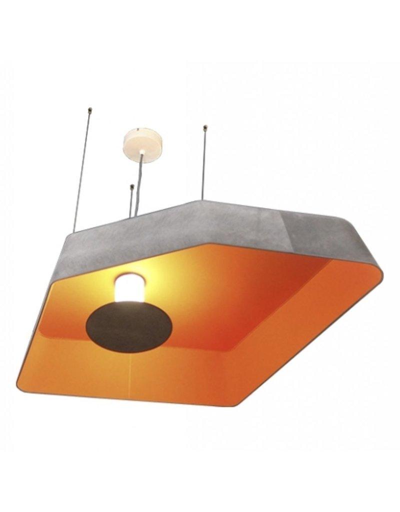 DesignHeure Grand Nenuphar LED Acoustic Pendant