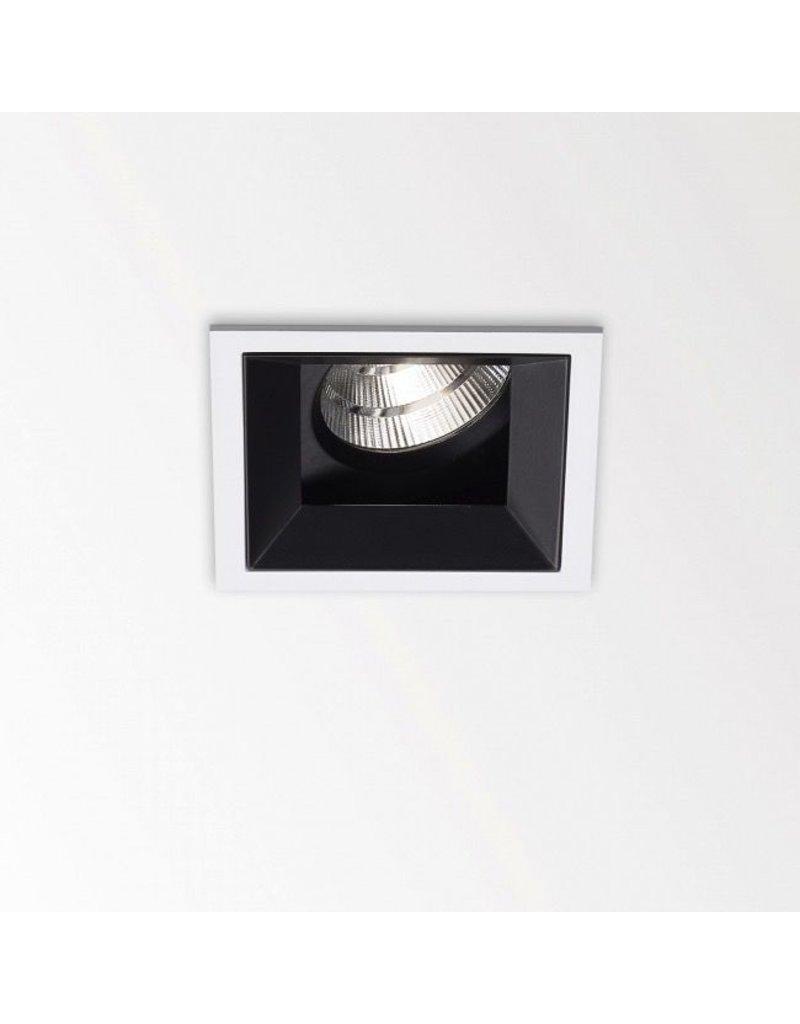 Delta Light Carree SC Square Recessed No-glare Tilting Downlight