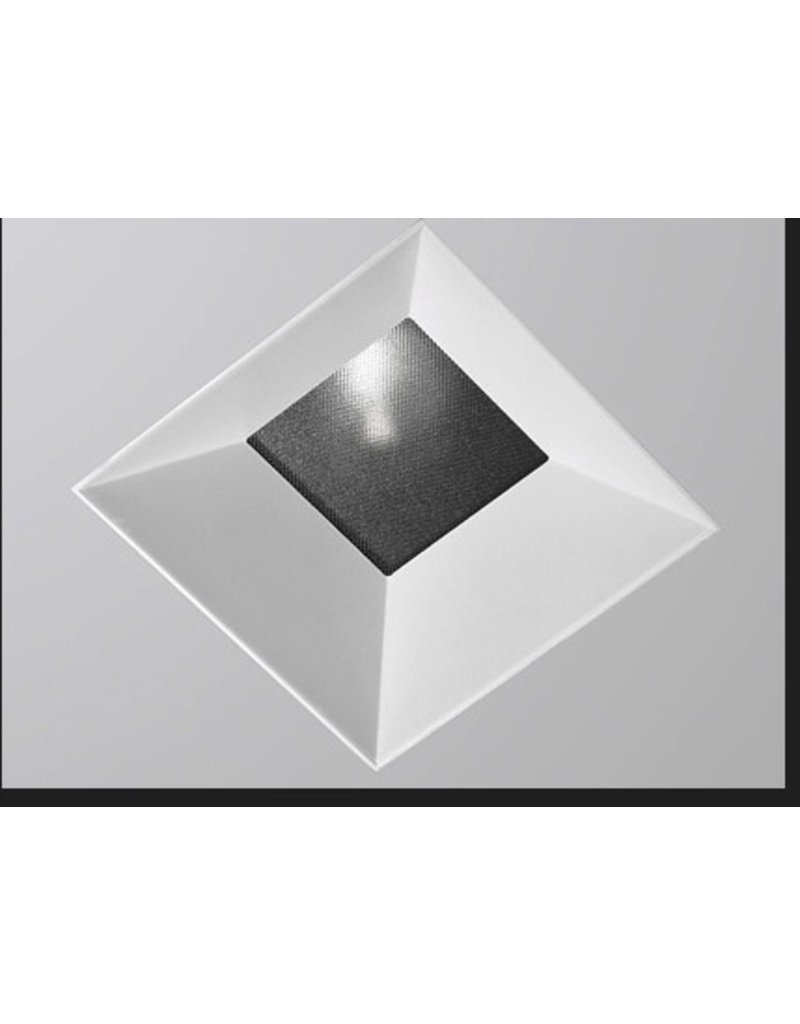 Specialty Lighting Graffiti Trimless Square recessed downlight