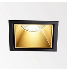 Delta Carree ST LED Square Recessed Downlight