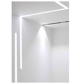 Delta Microline LED Recessed Trimless Extrusion