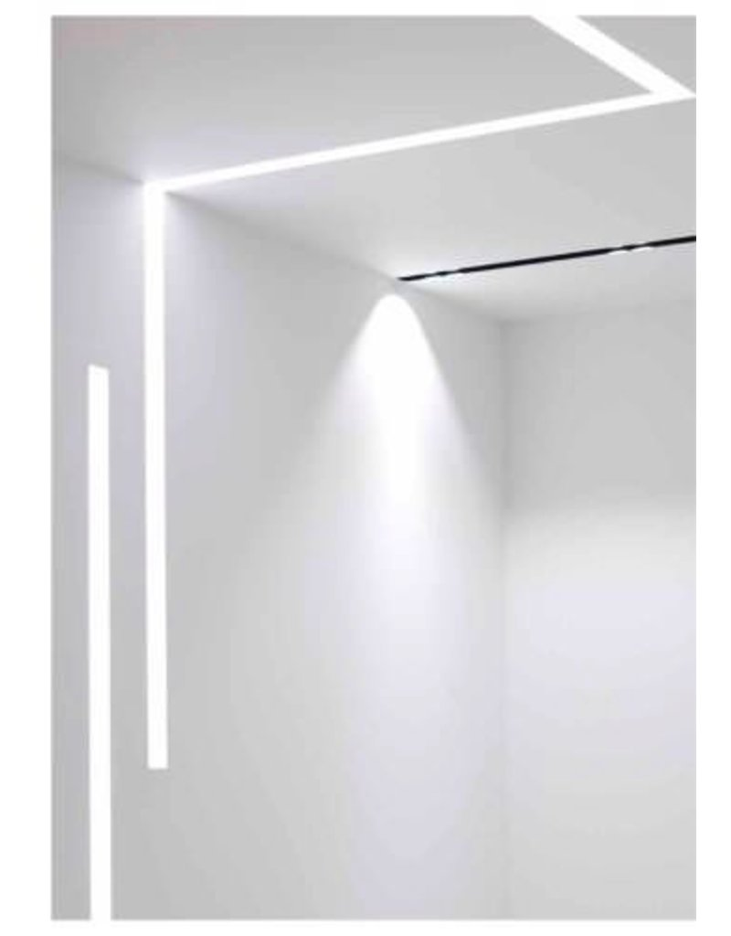 Delta Light Microline TR Recessed Trimless Extrusion