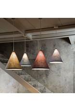 In-es.artdesign Jazz Stripe Cone Pendant