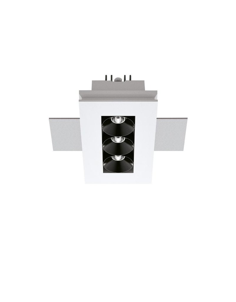 Linea Gypsum Cell-1 multiple Recessed Downlight