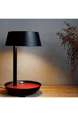 Seed Design Carry Table Lamp with integrated plate & USB port