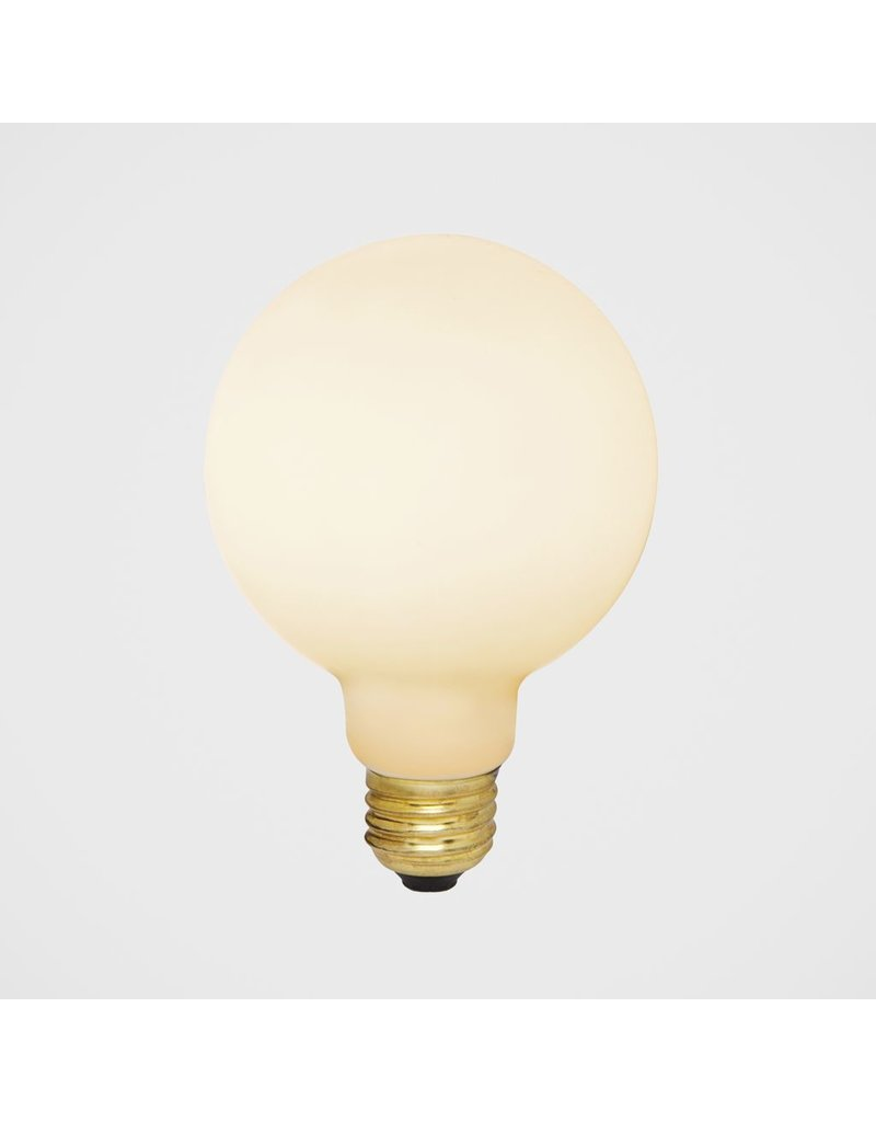 Tala Hand blown matt white bulb