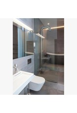 Carree GT LED Square Recessed Shower Downlight