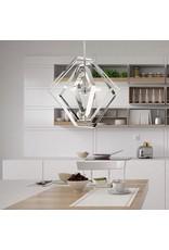 Eurofase Downtown 3-Light Chandelier - CLEARANCE 590$