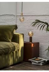 Tala Glass Tinted hand blown LED lamp