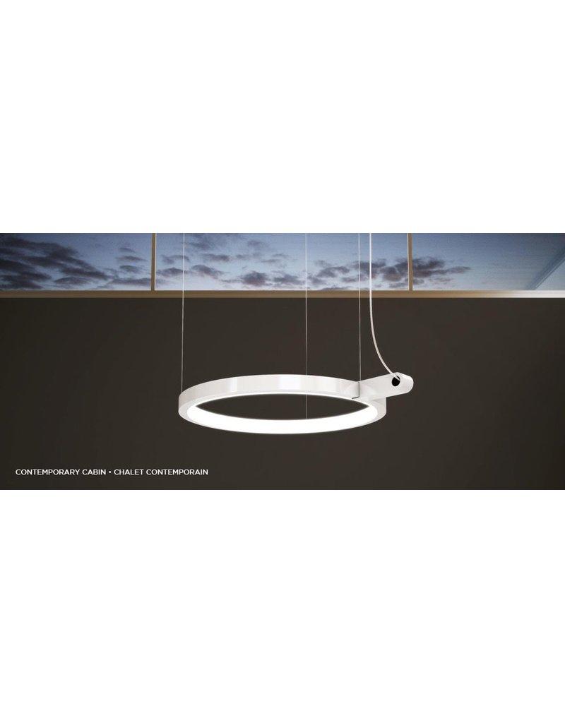 Arancia Watson L inside glow Ring pendant