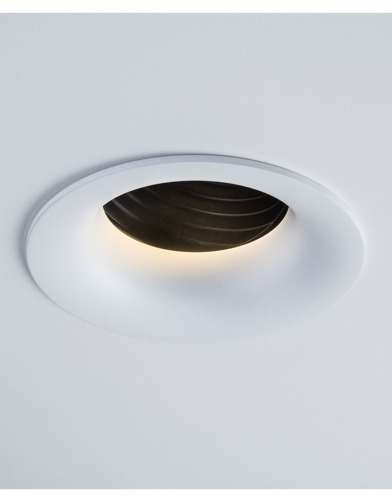 Liteline Sigma 2 Round Wall Wash Tilting LED Recessed downlight