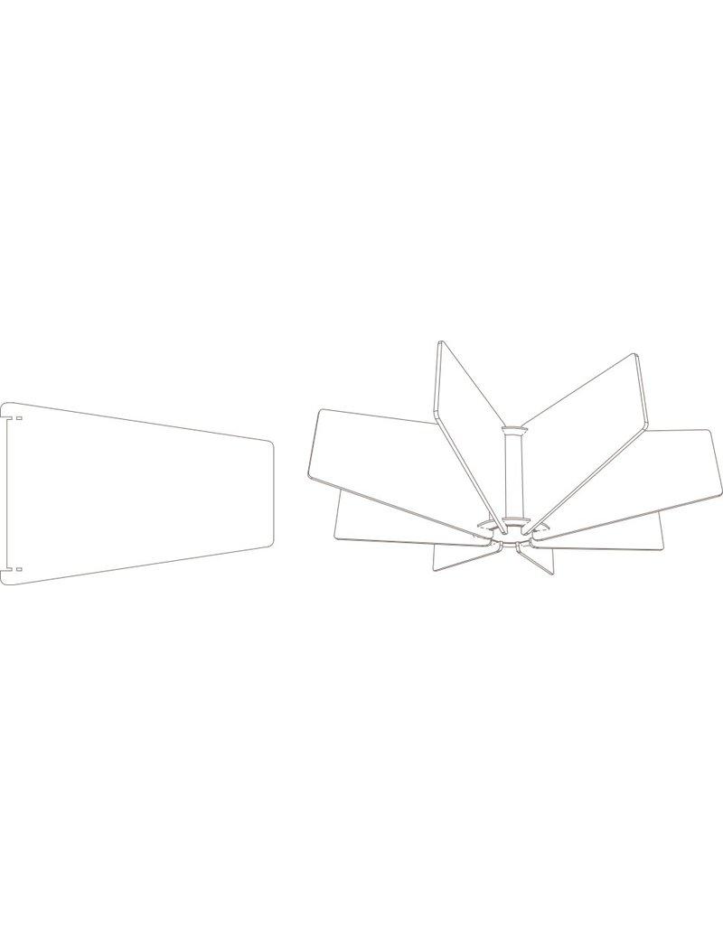 Echo Acoustical Single Pendant