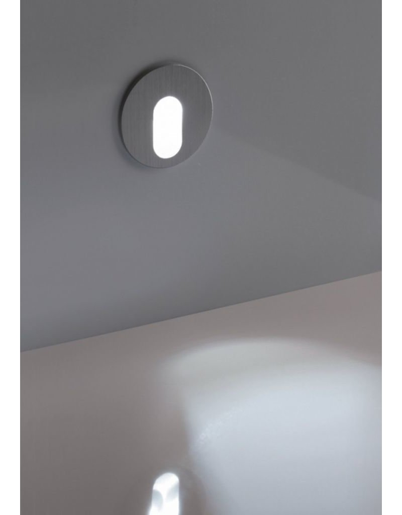 Egoluce Spoon Round LED Steplight