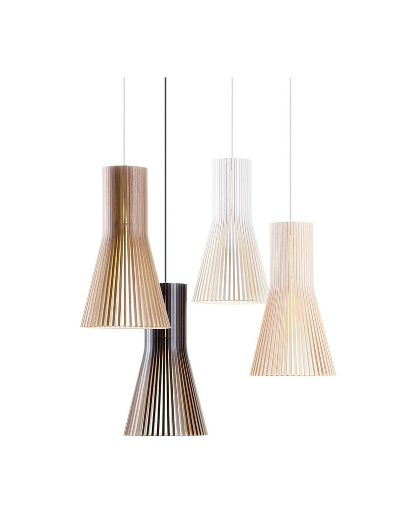 Secto Secto 4201 Wood Pendant