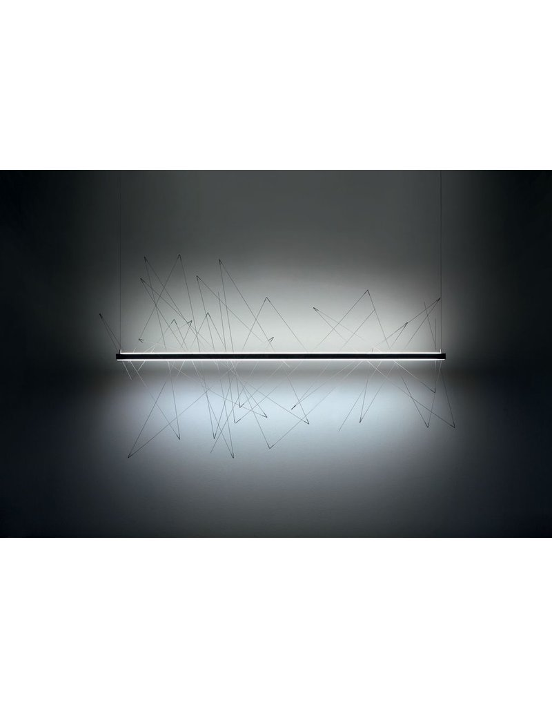 Pallucco Graffiti LED Pendant 2400mm