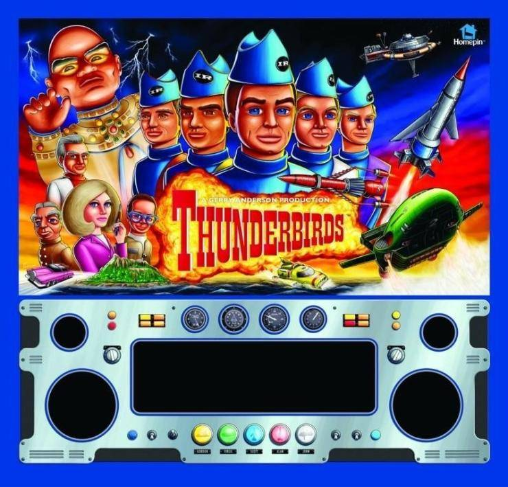Thunderbirds (Deposit)