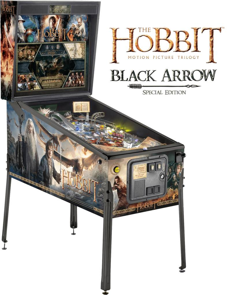 The Hobbit: Black Arrow Edition