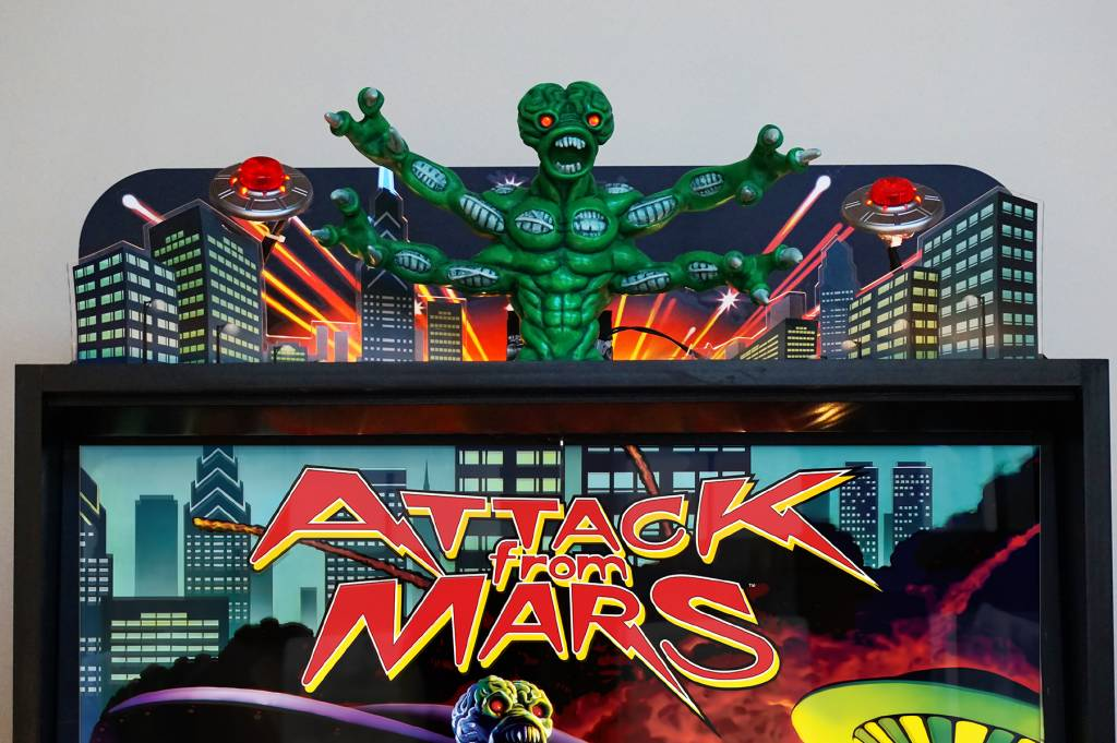 Attack From Mars: Limited Edition