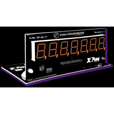 Bally/Stern 7-Digit Display XP-BLY2518-58