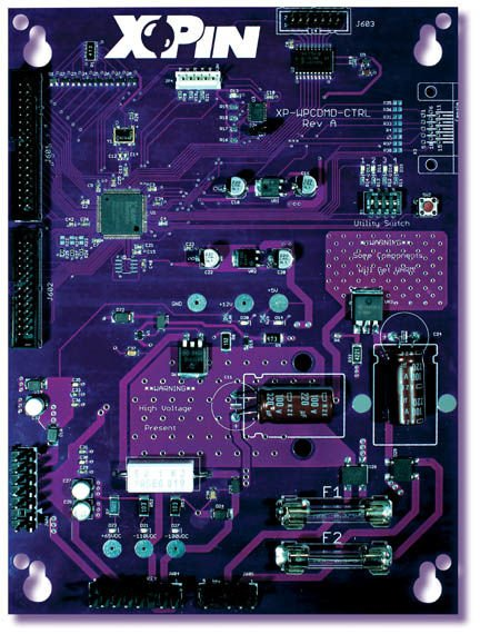 Williams XP-WPCDMD-CTRL Controller Board