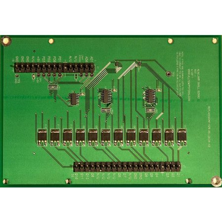 Auxiliary LED/Lamp Driver Board for (AS-2518-43)