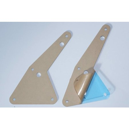 Ghostbusters Plastic Slingshot Protectors
