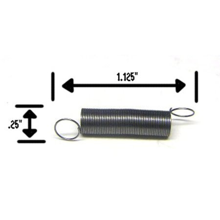 Flipper Extension Spring - Sega/Stern