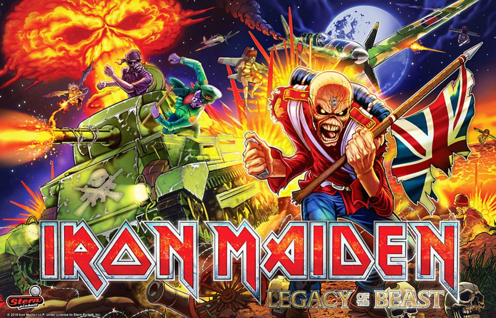 Iron Maiden - Legacy of the Beast: Pro